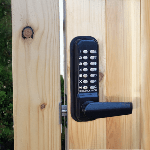 BL4401 ECP gate lock