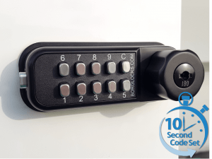 Easicode Pro is available on a range of Borg Locks